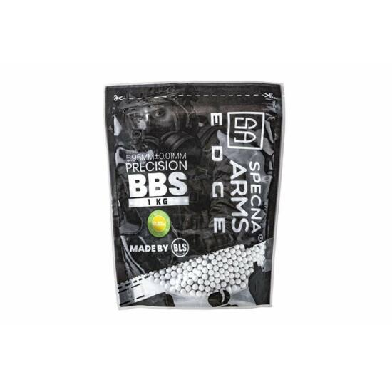Specna Arms EDGE precíziós BIO BB, 0.23g, 1 kg