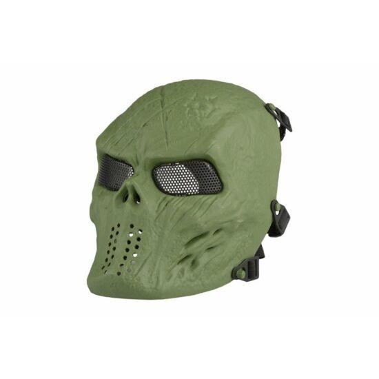 Taktikai koponya védőmaszk, Olive Drab