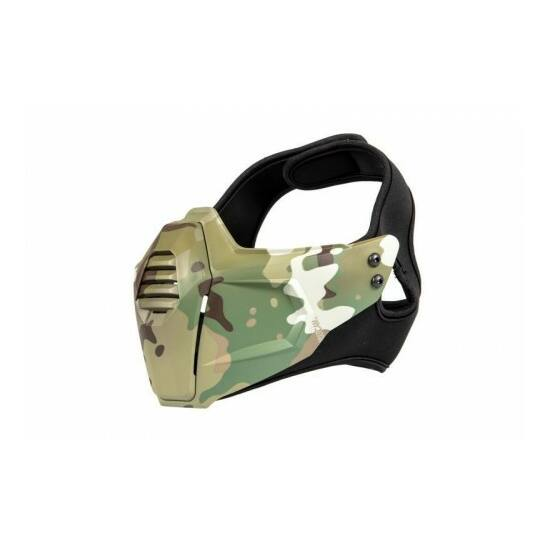Armor Face arcmaszk, Multicam
