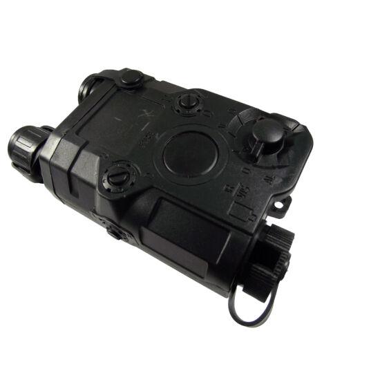 GFC ANPEQ 15 akkumulátor tartó, fekete