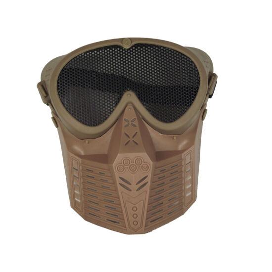Transformers védőmaszk, Tan