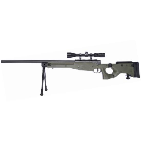 MB08D mesterlövész puska Olive