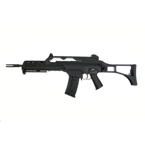 JG0738 V2 G36 elektromos puska, fekete
