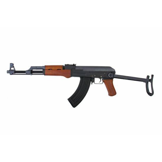 Cyma CM042S airsoft AK47S, acél/fa kivitel