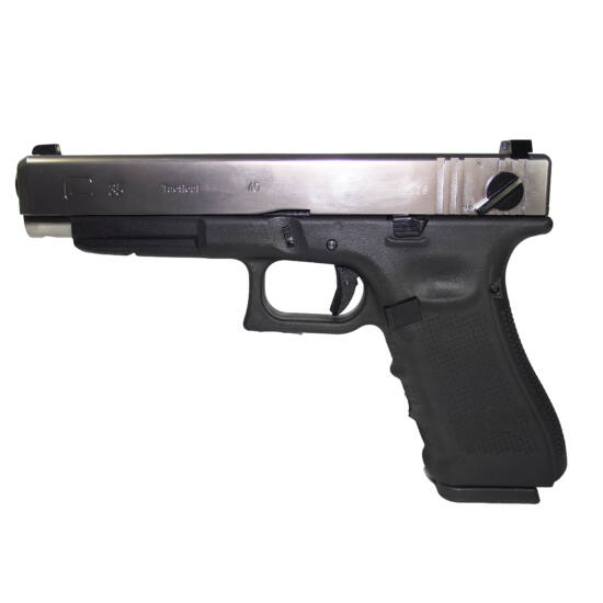 WE Glock 35C Gen 4. GBB airsoft pisztoly