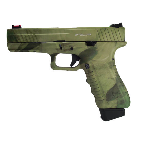 APS Glock ACP GBB airsoft pisztoly A-TACS FG