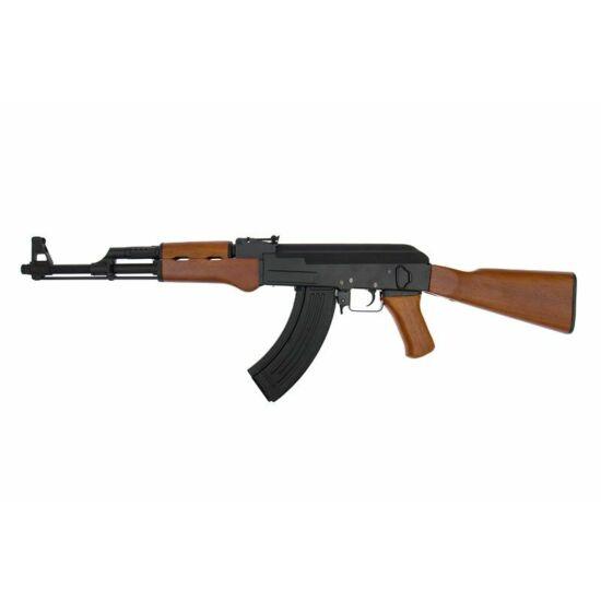 Cyma CM042 airsoft AK47, acél/fa kivitel