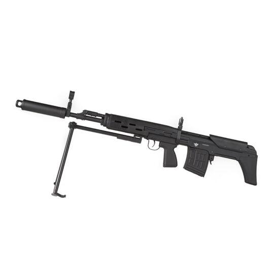 Airsoft Pioneer SVU elektromos airsoft DMR mesterlövész puska
