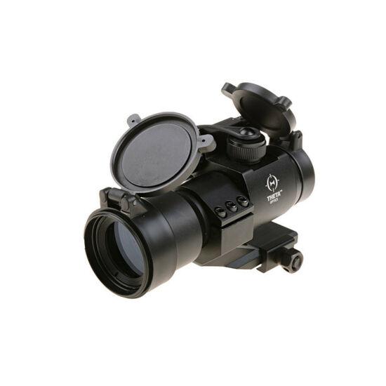 Theta Optics Battle Reflex irányzék, Fekete