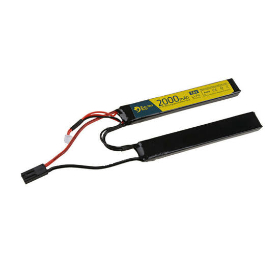 Electro River LiPo akkumulátor,7.4V 2000mAh, 2 modul