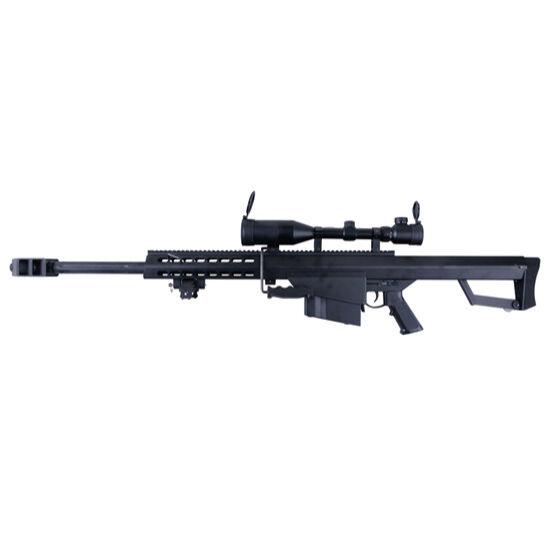 Snow Wolf SW-02A M82 Barrett Short elektromos airsoft mesterlövész puska