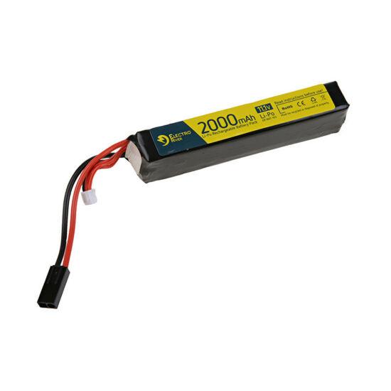 Electro River LiPo akkumulátor 11.1V 2000 mAh Tamiya