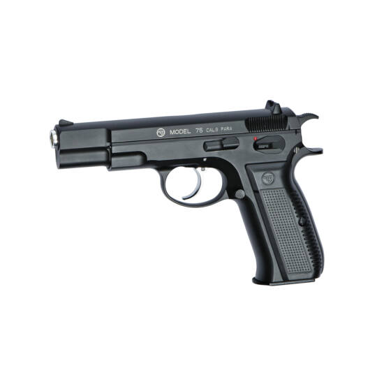 CZ75 full metal airsoft GBB pisztoly green gas/CO2