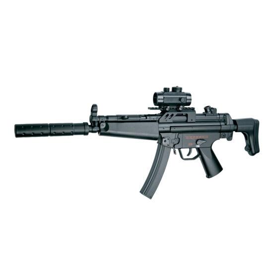 B&T MP5 A5 airsoft géppisztoly szett