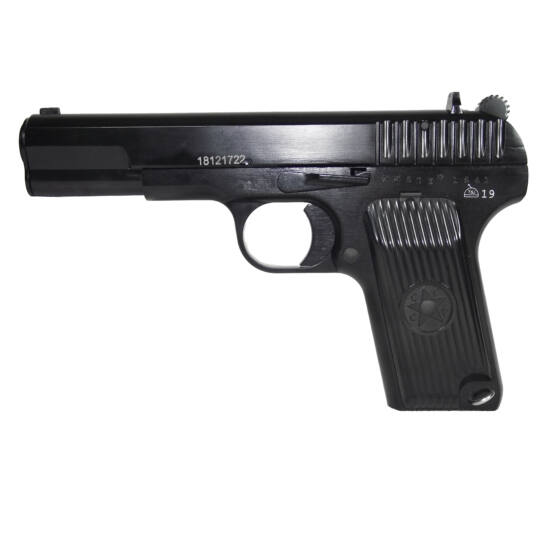 WE33 Tula Tokarev GBB airsoft pisztoly Green Gas