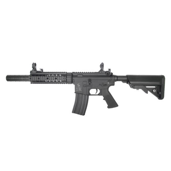 Colt M4 Silent Ops full metal elektromos airsoft rohampuska