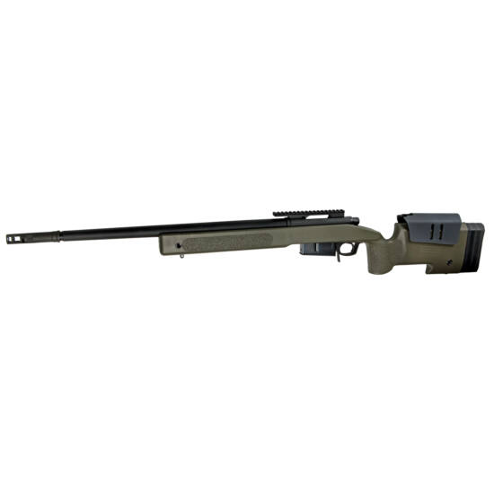 VFC M40A5 airsoft mesterlövész puska green gas, OD