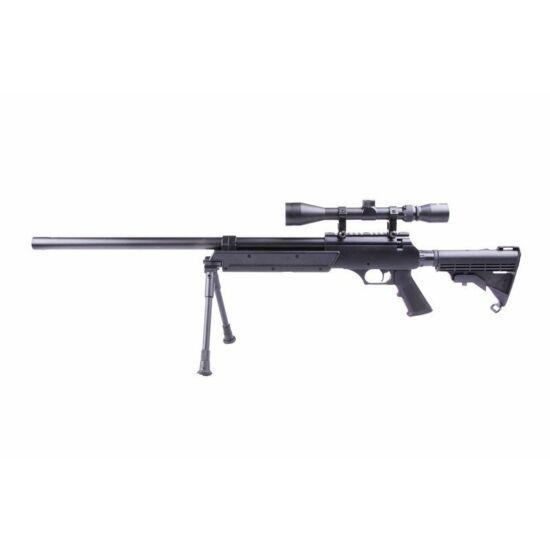 MB06B-BLK airsoft mesterlövész puska