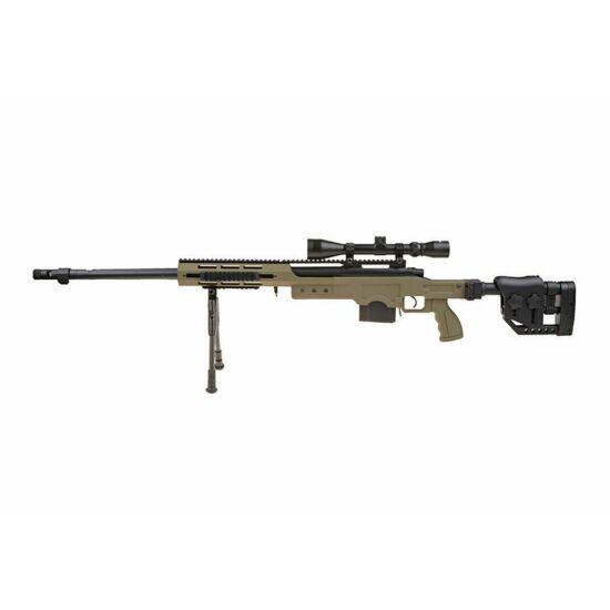 MB4411D mesterlövész puska olív