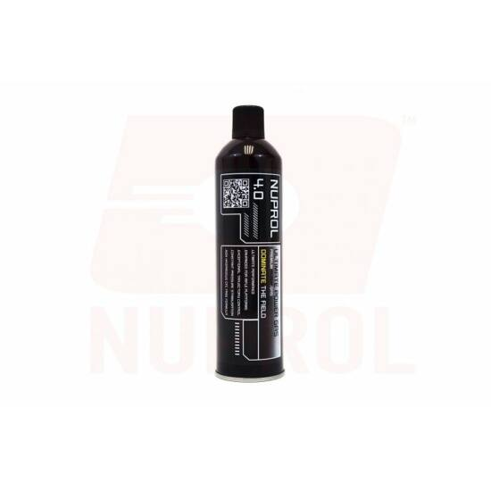 Nuprol 4.0 Ultimate Power Gas 500 ml Green Gas
