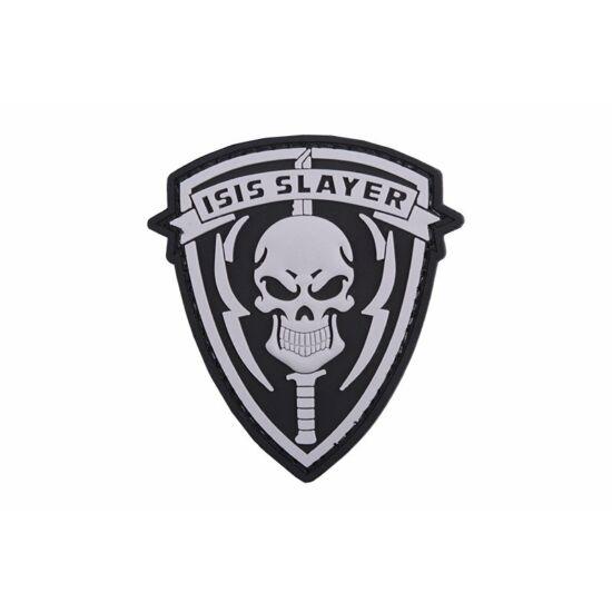 ISIS Skull, felvarró