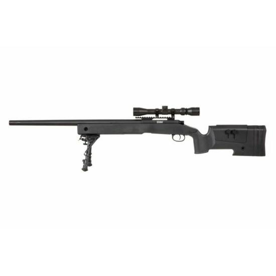 Specna Arms SA-S02 M40A3 airsoft mesterlövész puska + kieg
