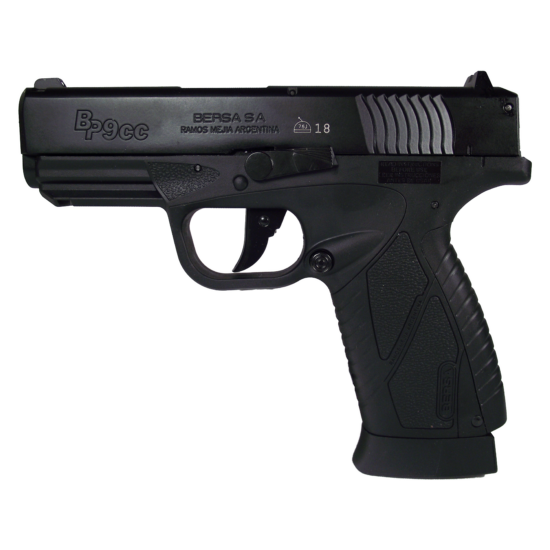 Bersa BP9CC CO2 GBB airsoft pisztoly