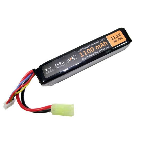 GFC LiPo akkumulátor 11.1V 1100mAh Tamiya