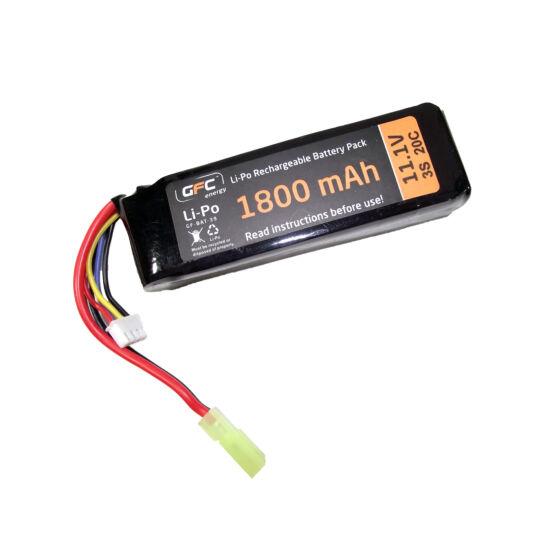 GFC LiPo akkumulátor 11.1V 1800 mAh Tamiya