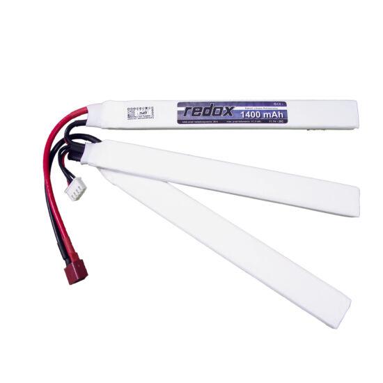 Redox LiPo akkumulátor 11.1V 1400mAh T-deans