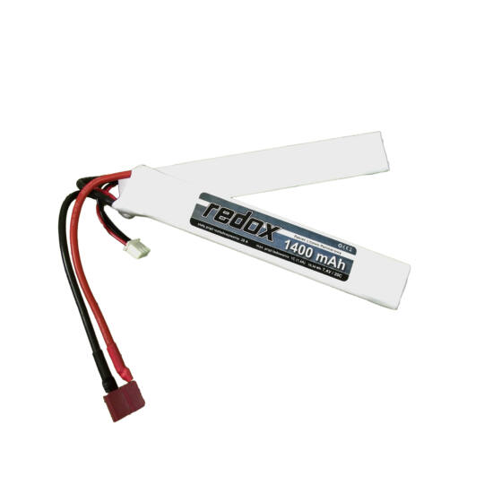 Redox LiPo akkumulátor 7.4V 1400mAh T-deans
