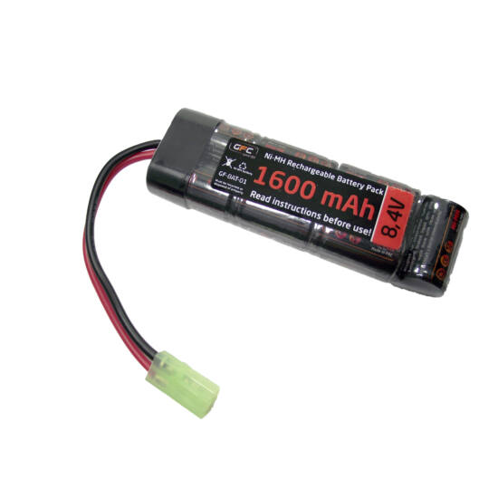 GFC NiMh Akkumulátor 8.4V 1600 mAh tamiya tégla