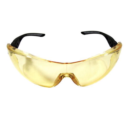 Bollé Cobra védőszemüveg, sárga