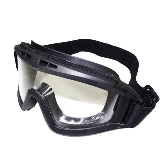 GFC pántos védőszemüveg sisakhoz, víztiszta