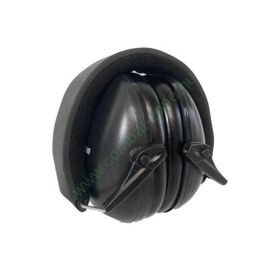 Remington passzív hallásvédő, fekete, R-HP2
