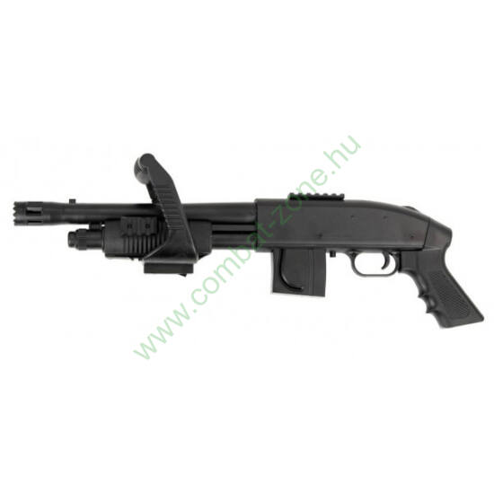 Mossberg M590 Chainsaw airsoft shotgun